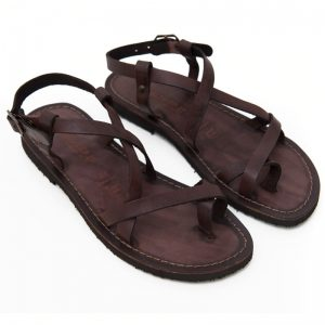 Women's Melpignano Strappy sandals in Brown