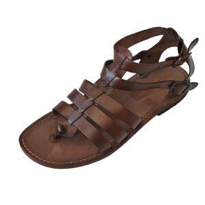 sandali gladiatore romano