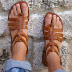 sandali_gladiatore_uomo_romano
