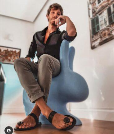 sandali uomo cuoio artigianali