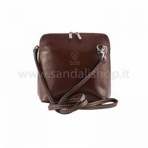 Borsa tracolla Samsara da donna marrone