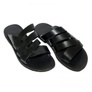 Men's Cool Slide sandals in Black