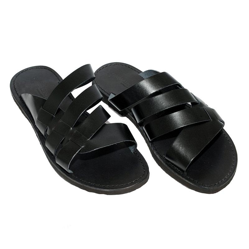 Sandalo ciabatta Cool nero da uomo