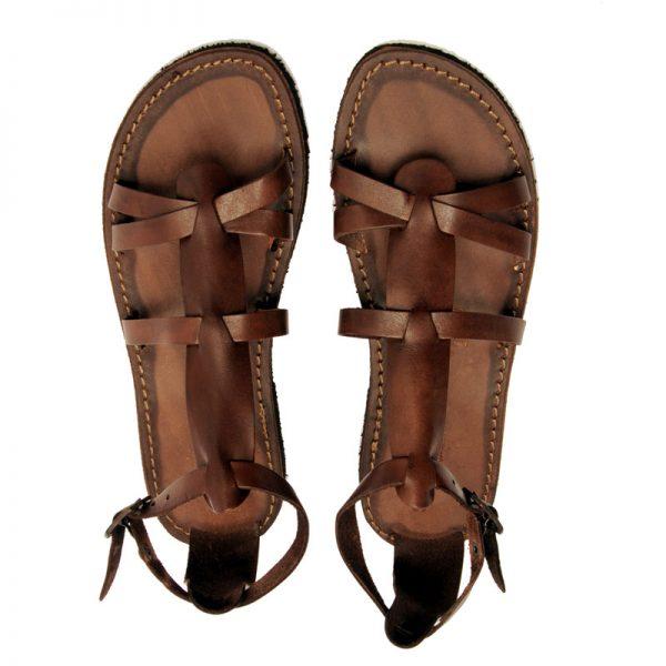 gladiatore-donna-milano-marrone-2