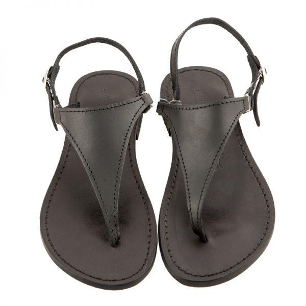 sandali-cuoio-chiuso-donna-Bikini-nero-2