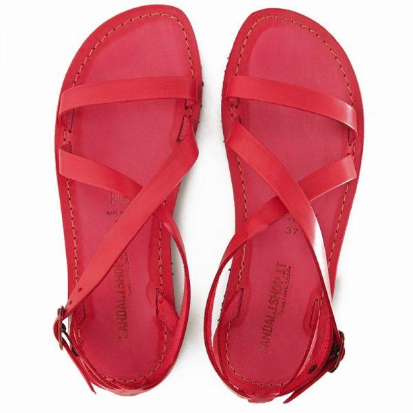 sandali-cuoio-chiuso-donna-cisternino-rosso-2