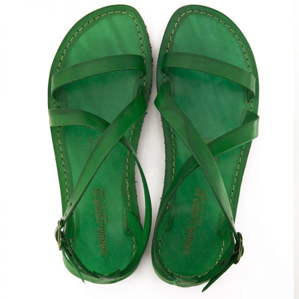 sandali-cuoio-chiuso-donna-cisternino-verde-2