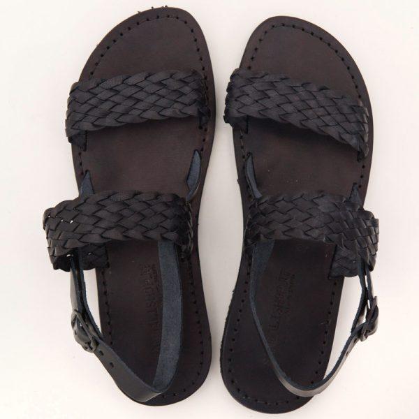 sandali-cuoio-chiuso-donna-galatina-nero-2
