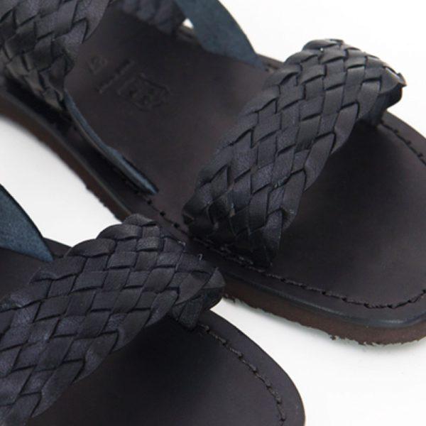 sandali-cuoio-chiuso-donna-galatina-nero-3