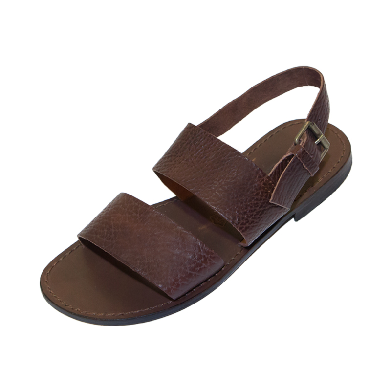 Men's Classe Strappy sandals in Brown