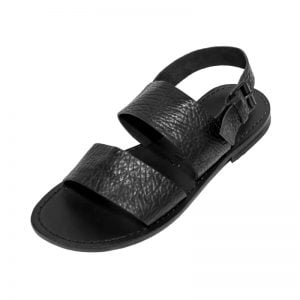 Sandalo chiuso dietro Classe nero da uomo