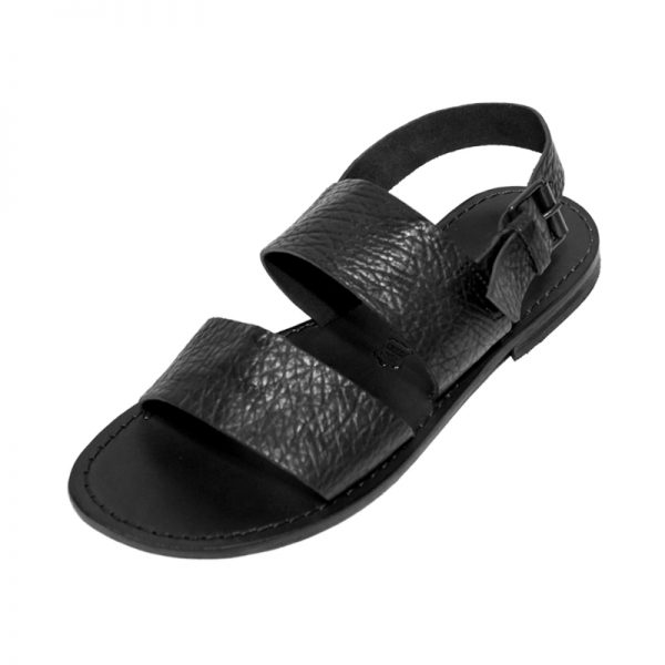 Men's Classe Strappy sandals in Black