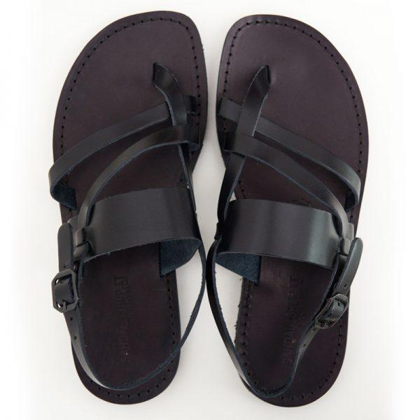 sandali-cuoio-chiuso-uomo-zinzulusa-nero-2