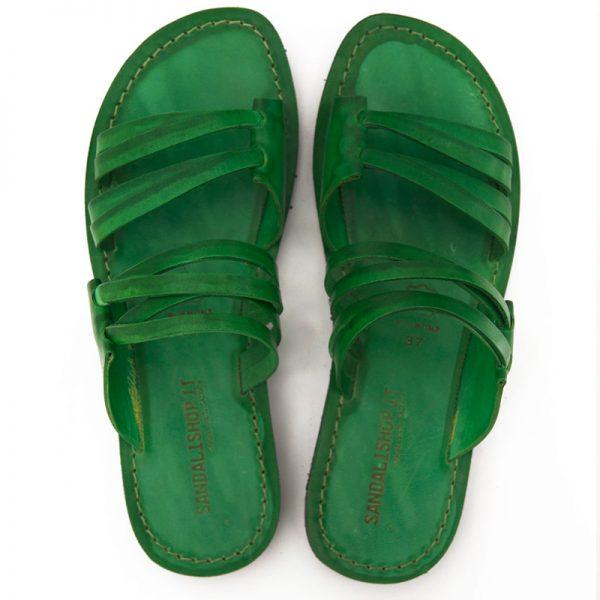 sandali-cuoio-ciabatta-donna-gallipoli-verde-2