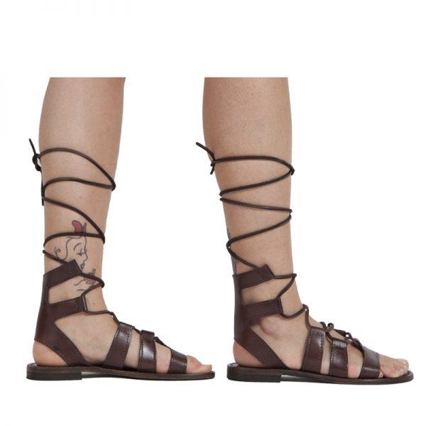 sandali-cuoio-gladiatore-donna-Ave-marrone-3