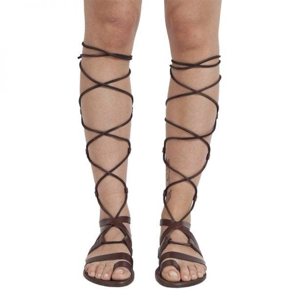 sandali-cuoio-gladiatore-donna-Ines-marrone-2