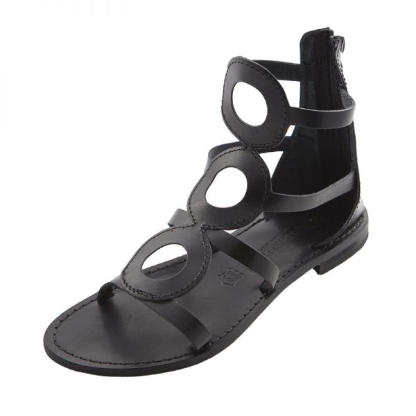 Women's Cecilia Gladiator sandals in Black