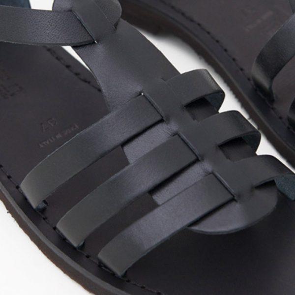 sandali-cuoio-gladiatore-donna-leverano-nero-3