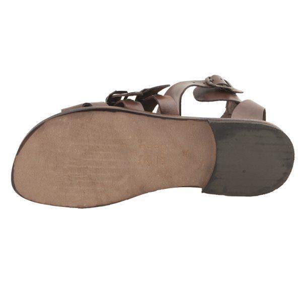 sandali-cuoio-gladiatore-uomo-Macho-marrone-3