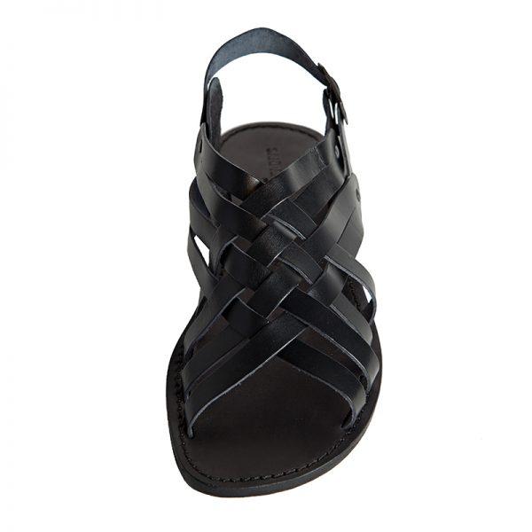 sandali-cuoio-gladiatore-uomo-essenza-nero-2