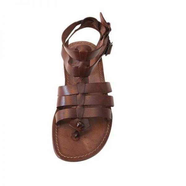 sandali-cuoio-gladiatore-uomo-romano-marrone-2