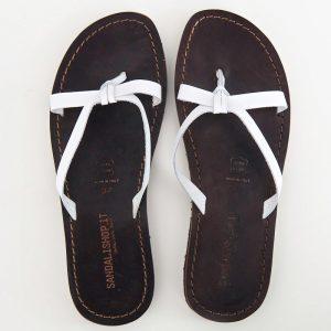 e35d70d8656 Sandalo infradito Brindisi bianco da donna · Select options