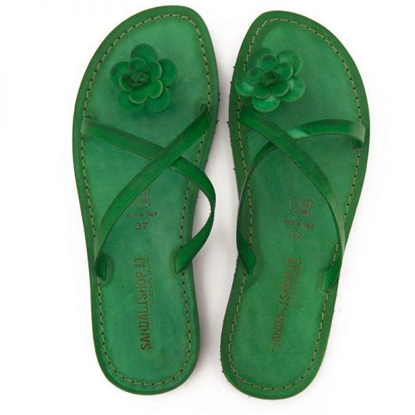 sandali-cuoio-infradito-donna-ostuni-verde-2
