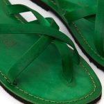 sandali-cuoio-infradito-donna-taranto-verde-3