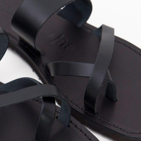 sandali-cuoio-infradito-uomo-pizzica-nero-3