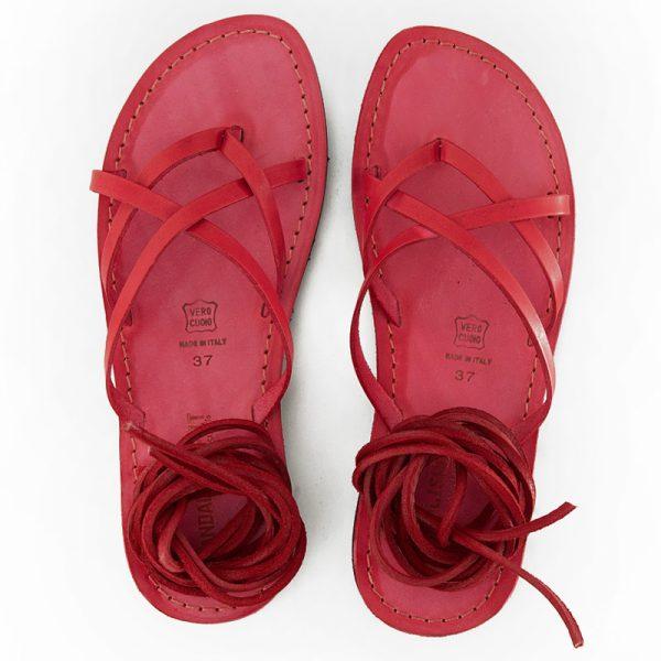 sandali-cuoio-schiava-donna-copertino-rosso-2