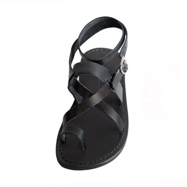 sandali-cuoio-schiava-donna-hippie-nero-2