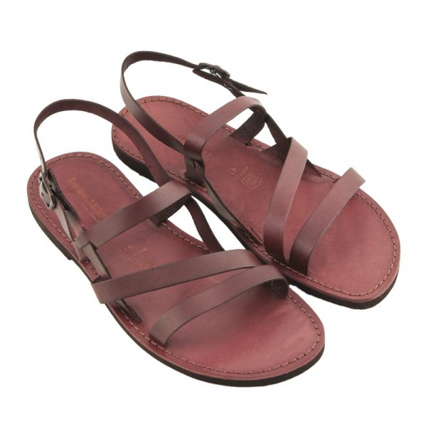 Men's Pajaru Strappy sandals in Bordeaux