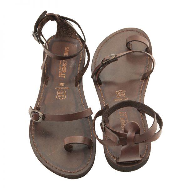 sandali-microporoso-schiava-donna-Calipso-marrone-2