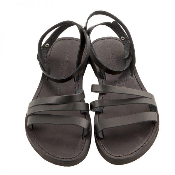 sandali-microporoso-schiava-donna-Salento-nero-2