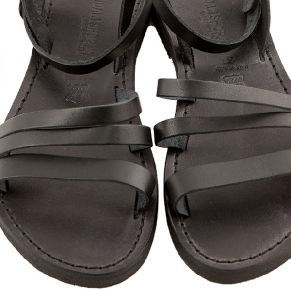 sandali-microporoso-schiava-donna-Salento-nero-3