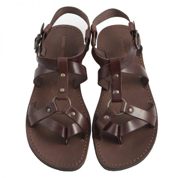 sandali-microporoso-schiava-uomo-Grunge-marrone-2