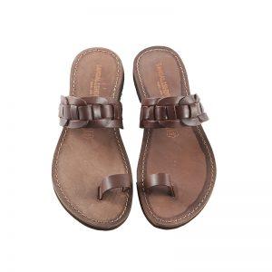 2193d488b81 Sandalo infradito Dna marrone da donna · Select options